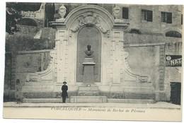 CPA / ALPES DE HAUTE PROVENCE / FORCALQUIER / MONUMENT DE BERLUC DE PERUSSIS / NEUVE - Forcalquier