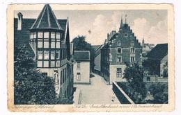 D-9470   KEMPEN : Kath. Gesellenhaus Und Patrizierhaus - Viersen