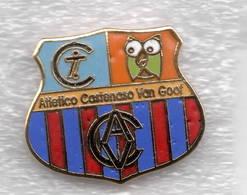 Atletico Castenaso Van Goof Bologna Calcio Distintivi FootBall Soccer Pin Spilla Italy - Calcio