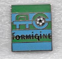 AC Formigine Calcio Modena Distintivi FootBall Soccer Pin Spilla Italy - Calcio