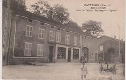 57 - CATTENOM - TABAC- EPICERIE ET BOULANGERIE SCHOUMAN - Autres Communes
