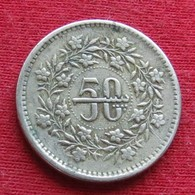 Pakistan 50 Paisa 1989 KM# 54  Paquistao - Pakistan