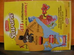 Magnet BROSSARD Europe Allemagne-Danemark - Tourisme