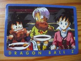Anime / Manga Trading Card: Dragon Ball Z. 46. - Dragonball Z