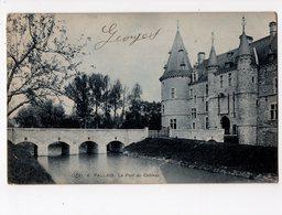 B - FALLAIS - Le Pont Du Château  *SBP N° 4* - Braives
