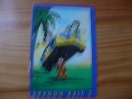 Anime / Manga Trading Card: Dragon Ball Z. 34. - Dragonball Z