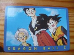 Anime / Manga Trading Card: Dragon Ball Z. 18. - Dragonball Z