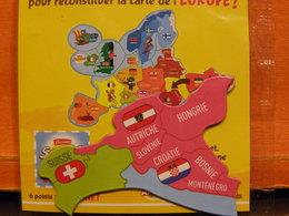 Magnet BROSSARD Europe Suisse-Autriche-Croatie - Tourisme