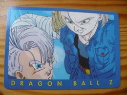 Anime / Manga Trading Card: Dragon Ball Z. 10. - Dragonball Z
