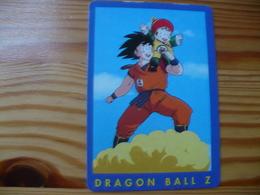 Anime / Manga Trading Card: Dragon Ball Z. 9. - Dragonball Z