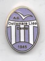 AS Ostiamare Lido Calcio Distintivi FootBall Soccer Pin Spilla Italy - Calcio