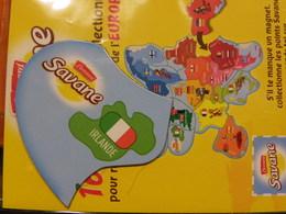 Magnet BROSSARD Europe Irlande - Tourisme