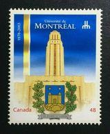 CANADA  2003, # 1977, UNIVERSITEE  MONTREAL   MNH - Neufs