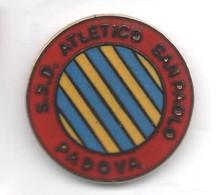 SSD Atletico San Paolo Padova Calcio Distintivi FootBall Soccer Pin Spilla Italy - Calcio