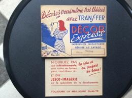 JESCO-IMAGERIE Transfers  CHATS - Vecchi Documenti