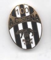 AC Siena 100° Anniversario Calcio Distintivi FootBall Soccer Pin Spilla Italy - Calcio