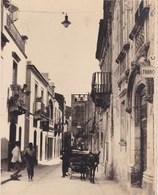 TAORMINA CorsoI Sicile 1926 Photo Amateur Format Environ 6,5 Cm Sur 5 Cm ITALIE - Lieux