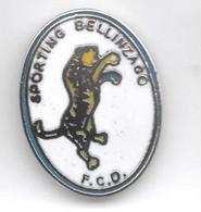 FDC Sporting Bellinzago Calcio Distintivi FootBall Soccer Pin Spilla Italy - Calcio