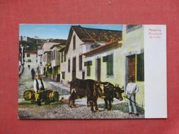 Portugal > Madeira Conducao De Vinho  -ref 3414 - Madeira