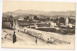S7642 - Taza - Panorama De La Ville - Maroc