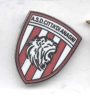 ASD Città Di Agnani Frosinone Calcio Distintivi FootBall Soccer Pin Spilla Italy - Calcio