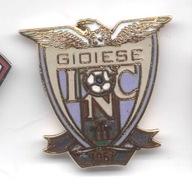 L.C. Nuova Gioiese Calcio Gioia Tauro Distintivi FootBall Soccer Pin Spilla Italy - Calcio