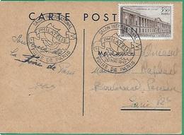 ! - France - Entier Postal - YT 780 - Foire De Paris 1947 - Postal Stamped Stationery