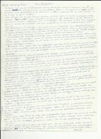 Even Herdenken - Boontje Van L.P. Boon Over Herman Uyttersprot - Manuscrits