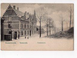 DENDERMONDE  -  Gendarmerie - Dendermonde