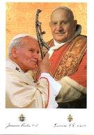 Santi Giovanni XXIII, Giovanni Paolo II - Santons