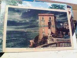 NETTUNO IL BELVEDERE DI NOTTE   VB1930 HC9959 - Italia