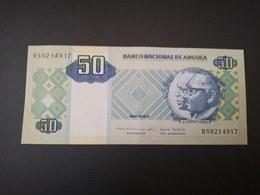 ANGOLA 50 KWANZAS 2010. XF+ - Angola
