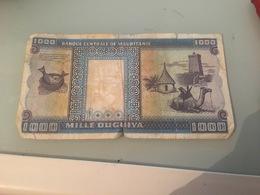 Ancien Billet Mauritanie - 1000 Ouguiya - Mauritania
