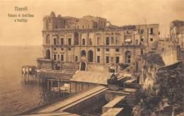 NAPOLI - Palazzo Di Donn'Anna A Posillipo - Napoli (Naples)