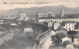 PISA - Panorama Preso Dalla Torre Dell'Amanzatore - Pisa