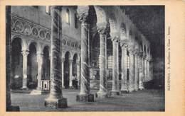 RAVENNA - S. Apollinare In Classe - Interno - Ravenna