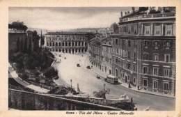 ROMA - Via Del Mare - Teatro Marcello - Roma (Rome)