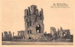 Ruines D'YPRES - Ruines Des Halles Et Grand'Place - Ieper