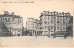 TORINO - Piazza Solferino E Via Pietro Micca - Multi-vues, Vues Panoramiques