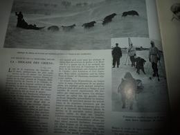 1940 L'ILLUSTRATION :Les Chiens-soldats De ( Finlande,Norvège,Canada,Suède,etc); La Royal-Air-Force; La Pologne;etc - Journaux - Quotidiens