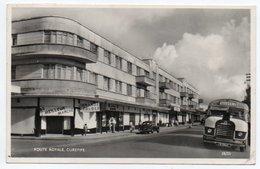 ILE MAURICE/MAURITIUS - ROUTE ROYALE, CUREPIPE / OLD CARS/AUTOBUS (PUBL. D.CONSTANCE Ltd.,London) - Mauritius