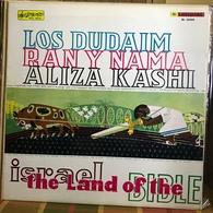 LP Argentino De Artistas Varios Israel The Land Of The Bible Año 1962 - Religion & Gospel