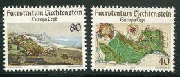 Europa Cept 1977 - Interessante Insieme Di Valori Nuovi ** - Europa-CEPT