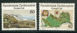 Europa Cept 1977 - Liechtenstein ** - Europa-CEPT