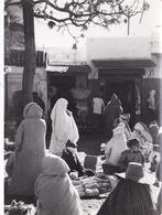 4 Photos   : Tetouan (Maroc ) Village Rues Marchands ... Photos Bouamri Service Des Archives - Lieux