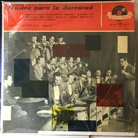 LP De Kurt Edelhagen Y Su Orquesta Año 1959 - Jazz