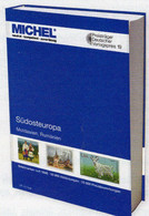 Südosteuropa MICHEL 2019/2020 Briefmarken Katalog New 74€ Europa Band 4 Bulgaria Griechenland Romania Türkei Zypern - Motivkataloge