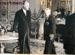 LE GENERAL CHARLES DE GAULLE M. ZORINE URSS SOVIETIQUE RUSSIE RUSSIA POLITIQUE GUERRE PRESIDENT - Personalità