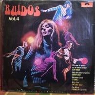 LP Argentino De Artistas Varios Ruidos Volumen 4 Año 1973 - Hit-Compilations