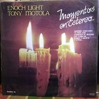 LP Argentino De Enoch Light Y Tony Mottola Año 1982 - Instrumental